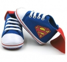 Zapatillas bebé SUPERMAN