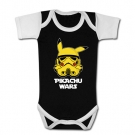 Body bebé STAR WARS PIKACHU