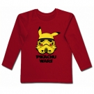 Camiseta PIKACHU STAR WARS