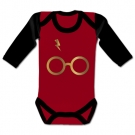 Body bebé GAFAS HARRY POTTER