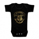 Body bebé ESCUDO HOGWARTS (Harry Potter)