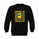 Sudadera sin capucha Among Us Yellow